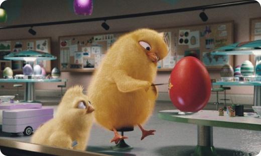 Kuinka suuri on Mans munaa