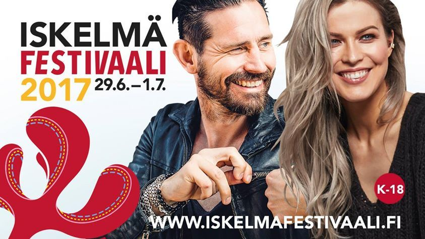 V2.fi | Iskelmä Festivaali 2017, artistilista kasvaa ja komistuu