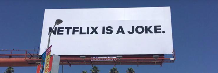 Outolintu Netflix