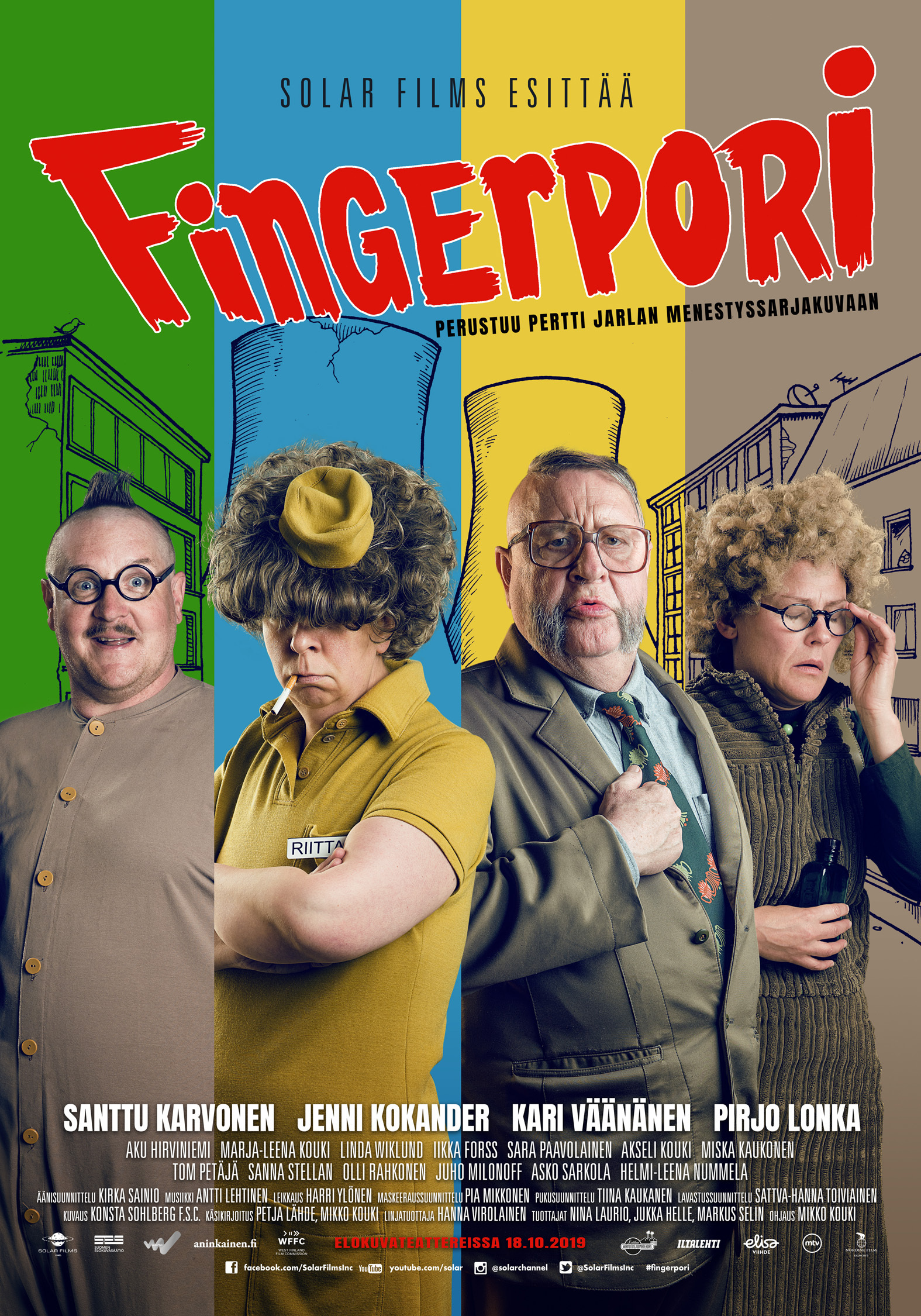 Fingerpori Traileri