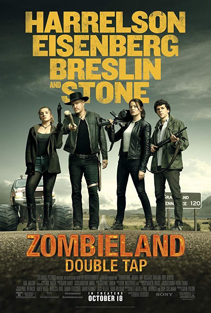 Resultado de imagem para zombieland mata y remata hd