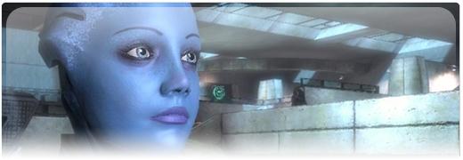 Mass Effect lesbo seksiä