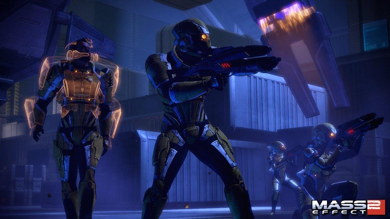 Kun sinä koukku kanssa Miranda Mass Effect 2